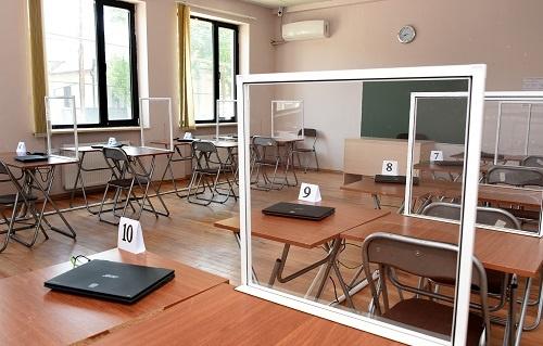 Photo of როგორ გამოიყურება საგამოცდო ოთახები და რა პირობებში დაწერენ გამოცდას აბიტურიენტები (ფოტოები)