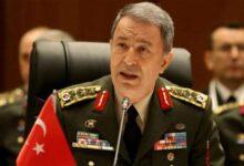 Photo of თურქეთის თავდაცვის მინისტრი – ჩვენი ჯარი აზერბაიჯანის მხარეს საომრად მზადაა