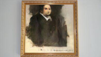 Photo of ხელოვნური ინტელექტის მიერ შექმნილი ნახატი 432 500 დოლარად გაიყიდა