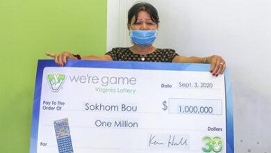 Photo of ვირჯინიელმა ქალმა დაბადების დღეზე მილიონი დოლარი მოიგო
