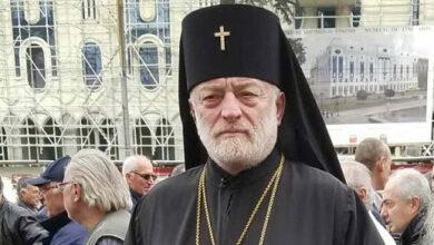 """Photo of """"ეკლესია გასაწმენდია, მაგრამ არა პეტრეს ცოცხით..  ეს არის ბრძოლა ეშმაკისა უფლის წინააღმდეგ და ბოლო ჟამის მოახლოების ნიშანი"""""""