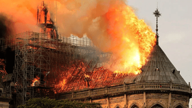"Photo of ""უფრო დიდი კატასტროფა იქნებოდა"" – რამ შეუშალა ხელი პარიზის ღვთისმშობლის ტაძარში ცეცხლის სწრაფად ჩაქრობას?"