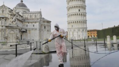 Photo of იტალიაში საზოგადოებრივი თავშეყრის ადგილებში მხოლოდ ვაქცინირებულ პირებს დაუშვებენ