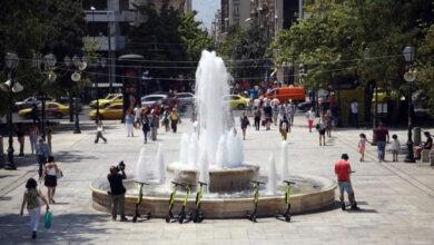 Photo of ძლიერი სიცხის გამო, საბერძნეთის ხელისუფლება მოსახლეობას სახლებში დარჩენას სთხოვს